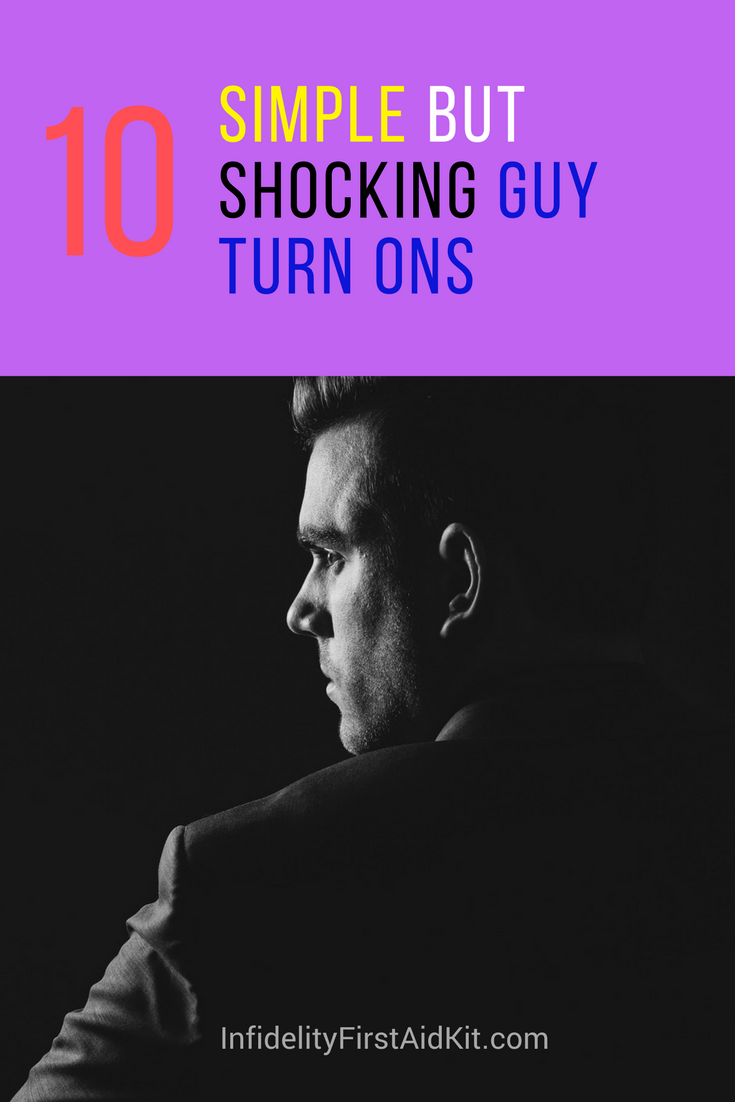 Receive Shocking Guy Turn Ons Checklist