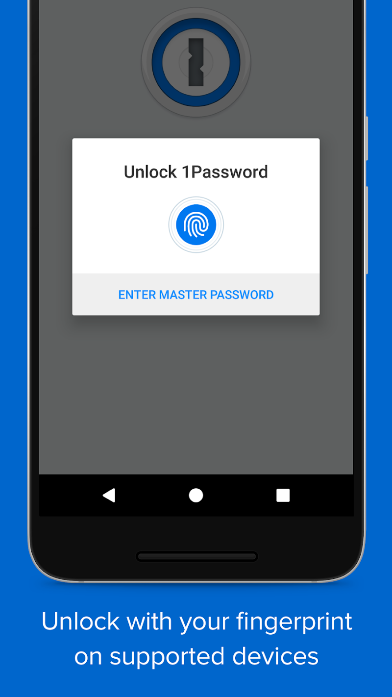 1Password - Password Manager and Secure Wallet Screenshot 3