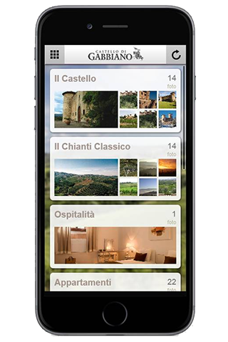 Castello di Gabbiano- screenshot