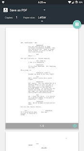 DubScript Screenplay Writer- screenshot thumbnail