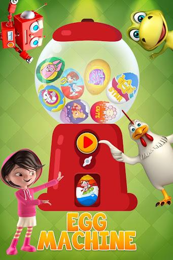 Chocolate Eggs Gumball machine ud83eudd5aud83eudd5a screenshots 7