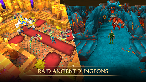 Ancients Reborn: 3D - MMORPG - MMO - RPG screenshots 2