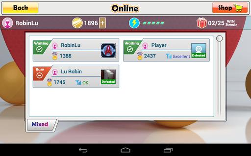 Virtual Table Tennis 2.1.14 screenshots 20