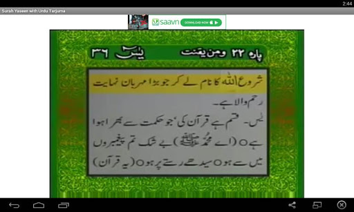 Surah Yaseen Audio No Internet