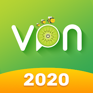 Kiwi VPN Connection For IP Changer Best Free VPN 2 by Super VPN Solution logo