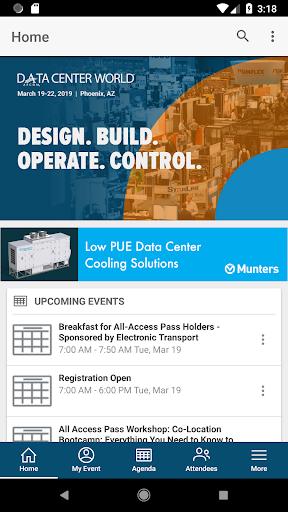 Data Center World Global screenshot 1