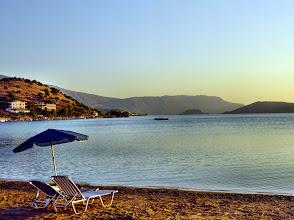 Photo: Пляж с видом на Спиналонгу