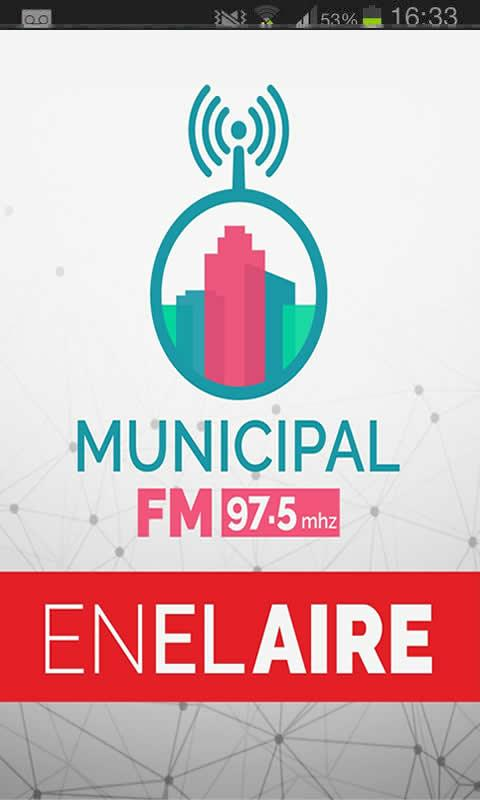 MUNICIPAL FM 97.5- screenshot