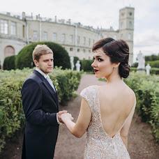 Bryllupsfotograf Anna Evgrafova (FishFoto). Bilde av 08.10.2017