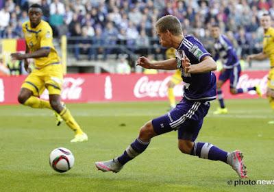 Anderlecht ne laisse rien au hasard avant d'affronter Saint-Trond