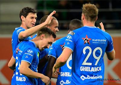 AA Gent heeft na winst tegen Waasland-Beveren nog steeds maximum thuis