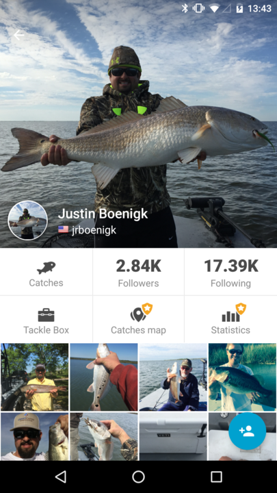 FishBrain - Fishing App- screenshot