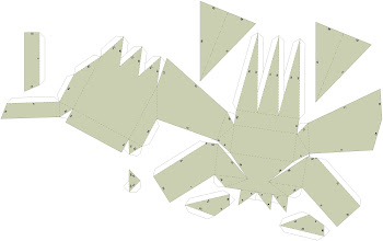 "Photo: I'll name it ""Origamera""."