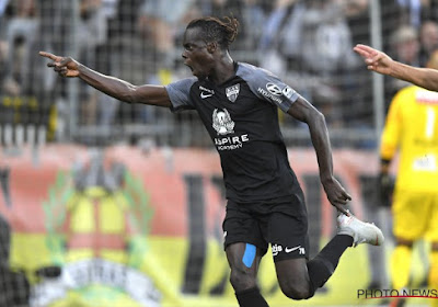 """Mamadou Fall ziet reden voor de nederlaag tegen Antwerp: """"Dat heeft ons pijn gedaan"""""""