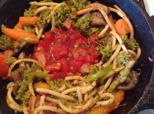 Vegetarian Stir Fry Recipe