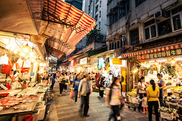 Places to shop in Wan Chai