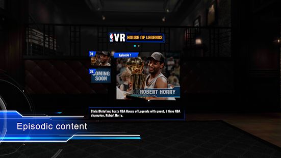 NBA VR- screenshot thumbnail