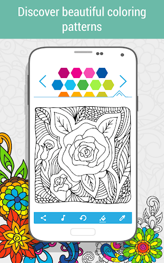 Coloring Book For Adults Pc : Download Coloring Book for Adults for PC