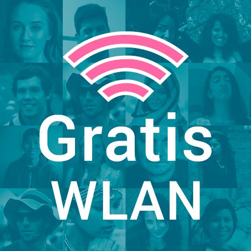 Gratis-WiFi-Passwörter u. Hotspots von Instabridge