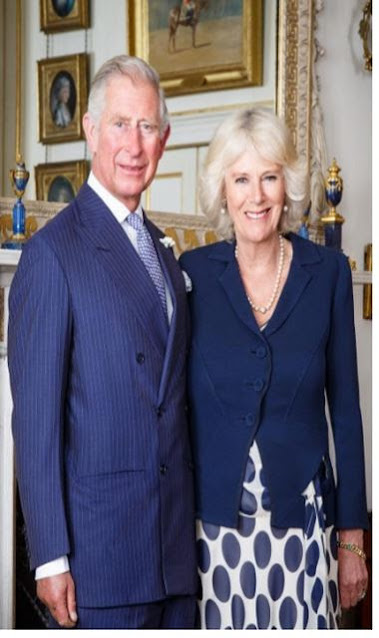 Prince of Wales and The Duchess of Cornwall in Bucharest