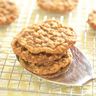 No Sugar Oatmeal Cookies.