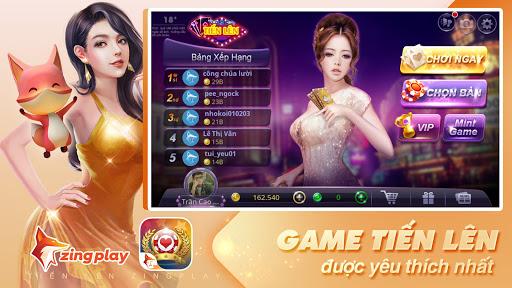 Tiến lên Miền Nam - Tiến Lên - tien len - ZingPlay 5.0 screenshots 1