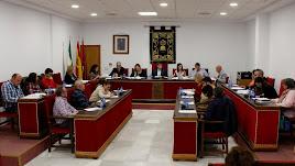 Sesión plenaria del mes de junio celebrada en la noche del pasado miércoles.