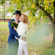 Wedding photographer Natalya Polunovskaya (Polunovskaja). Photo of 21.11.2014