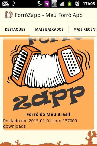 ForroZapp - Baixar Música