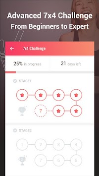 Abs Workout - HIIT, Tabata, Fitness Challenge App