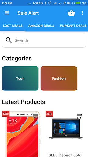 Download Sale Alert All In One Shopping Loot Alert Free For Android Sale Alert All In One Shopping Loot Alert Apk Download Steprimo Com