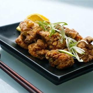 Japanese-Style Karaage (Fried Chicken)