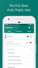 WhatsAuto - Auto Reply App 1 0 44 latest apk download for Android