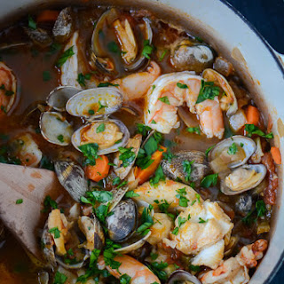 30 Minute Seafood Stew Recipe