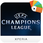 Xperia™ UCL Real Madrid C.F. Theme