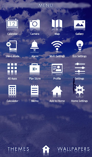 Reflection +HOME Theme 1.0.0 Windows u7528 2