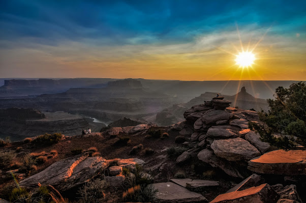 Ultimi Raggi Nel Canyon di photofabi77