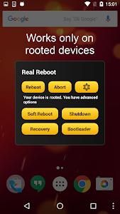 Real Reboot screenshot 1