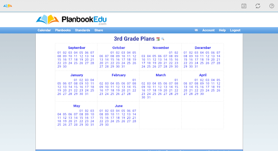 PlanbookEdu Lesson Planner- screenshot thumbnail
