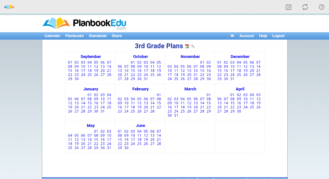 Planbookedu lesson planner android apps on google play for Plan book app