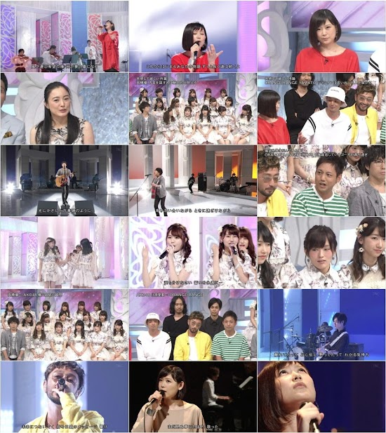 (TV-Music)(1080i) AKB48 – Music Fair 160827
