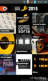 Certamen Internac Cortos Soria- screenshot thumbnail