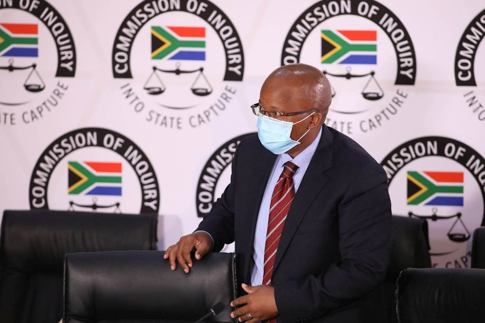 Arthur Fraser fights back against R125m claim by SSA's Loyiso Jafta - SowetanLIVE
