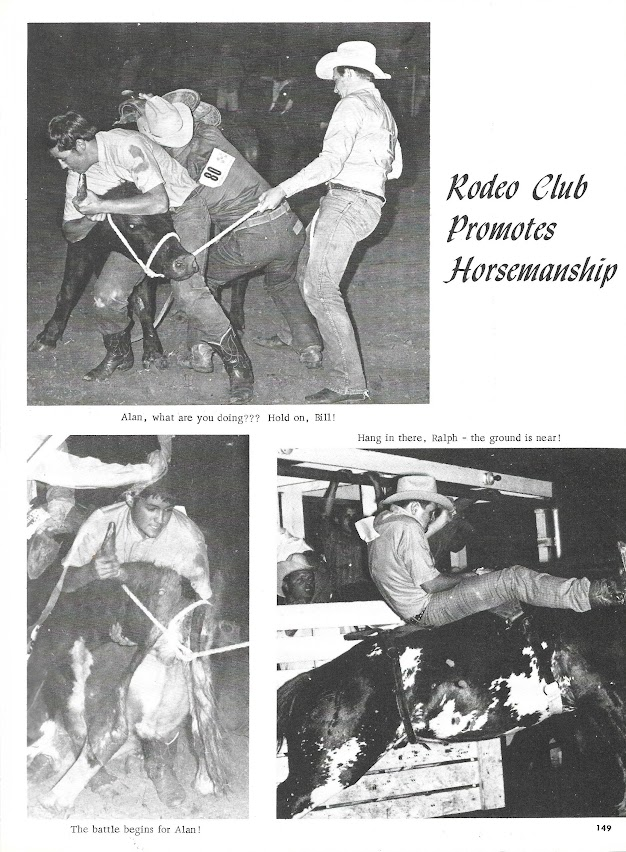 Dulles High Rodeo