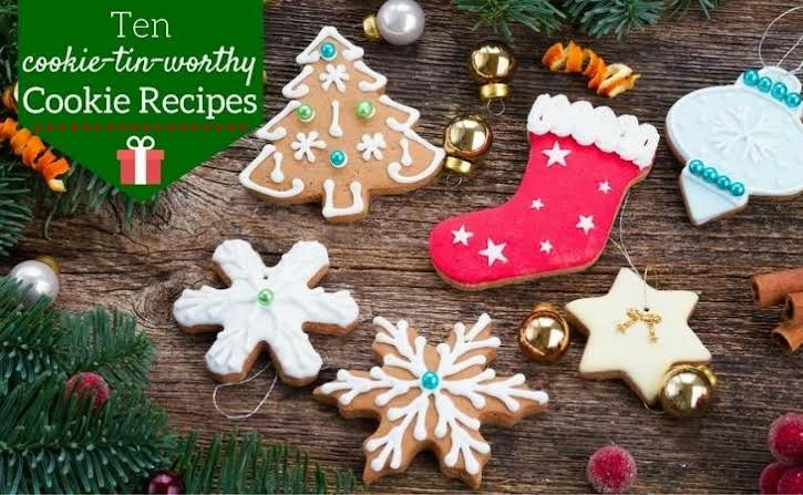 Ten Cookie Tin Worthy Cookie Recipes