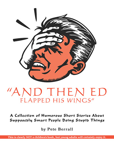 And Then Ed Flapped His Wings cover