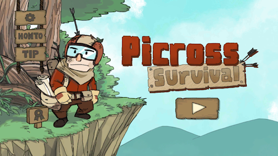 Picross Survival - náhled