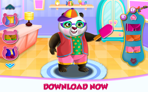 Baby Panda Day Care 1.0.7 screenshots 8