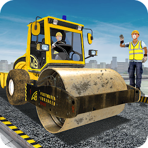 Real Road Builder 2018: Road Construction Games
