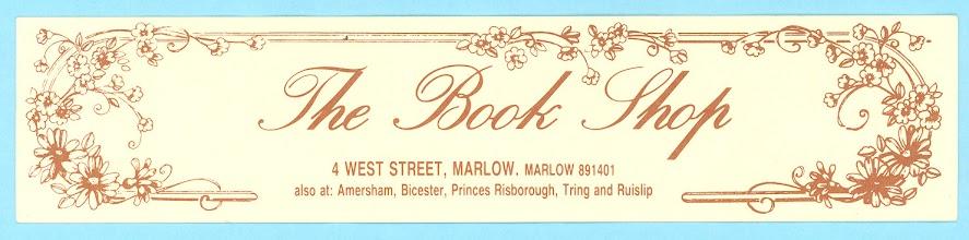 Photo: Book Shop (Marlow)